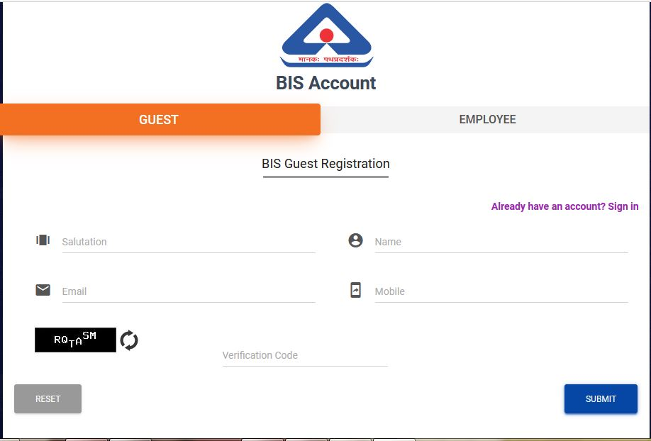 BIS certification for Footwear Manufacturers - Registration