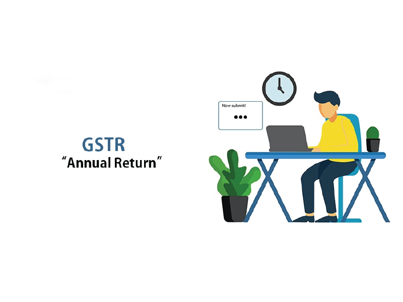 GST annual return